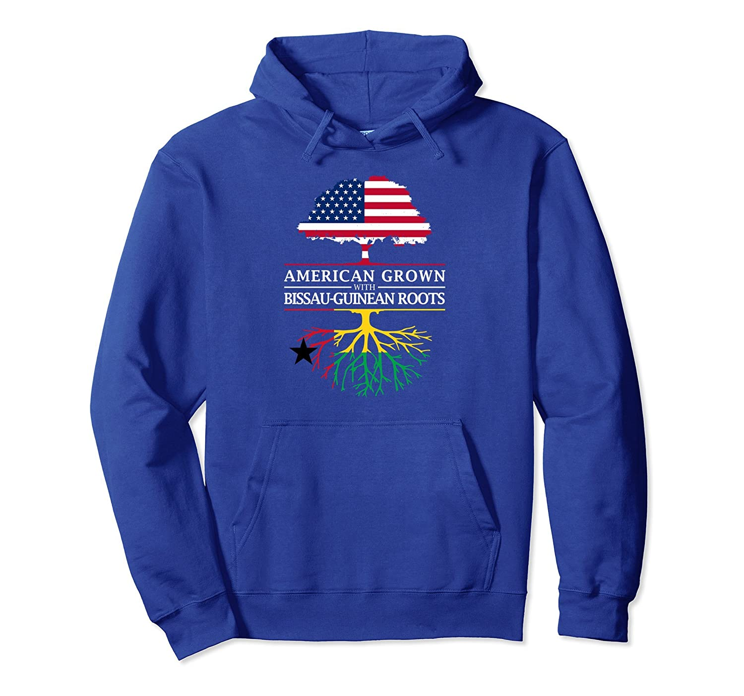 American Grown with Guinea-Bissau T-Shirt Hoodie-ah my shirt one gift