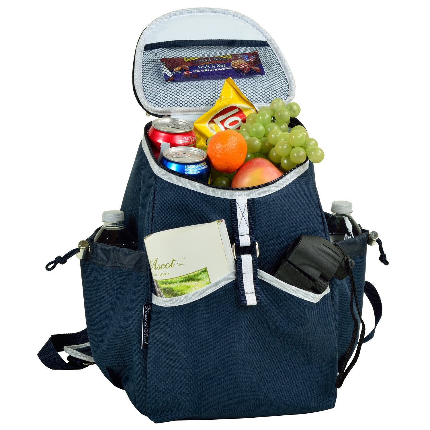Picnic at Ascot Original Insulated Backpack Cooler- Designed & Quality Approved in the USA by Picnic at Ascot