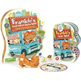 Educational Insights Frankie's Food Truck Fiasco Game! & Board Book