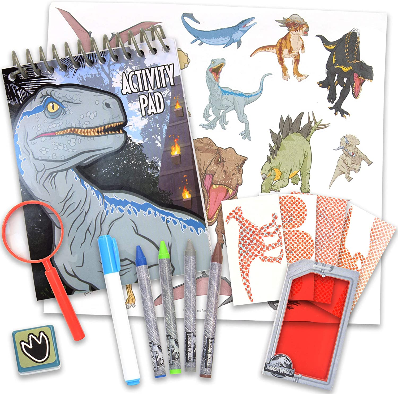 Tara Toys Jurassic World Dino Discovery Lab