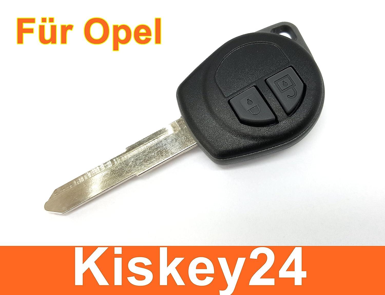 B Auto Schlüssel Gehäuse für Suzuki Alto Ignis Swift SX4 OPEL Agila A