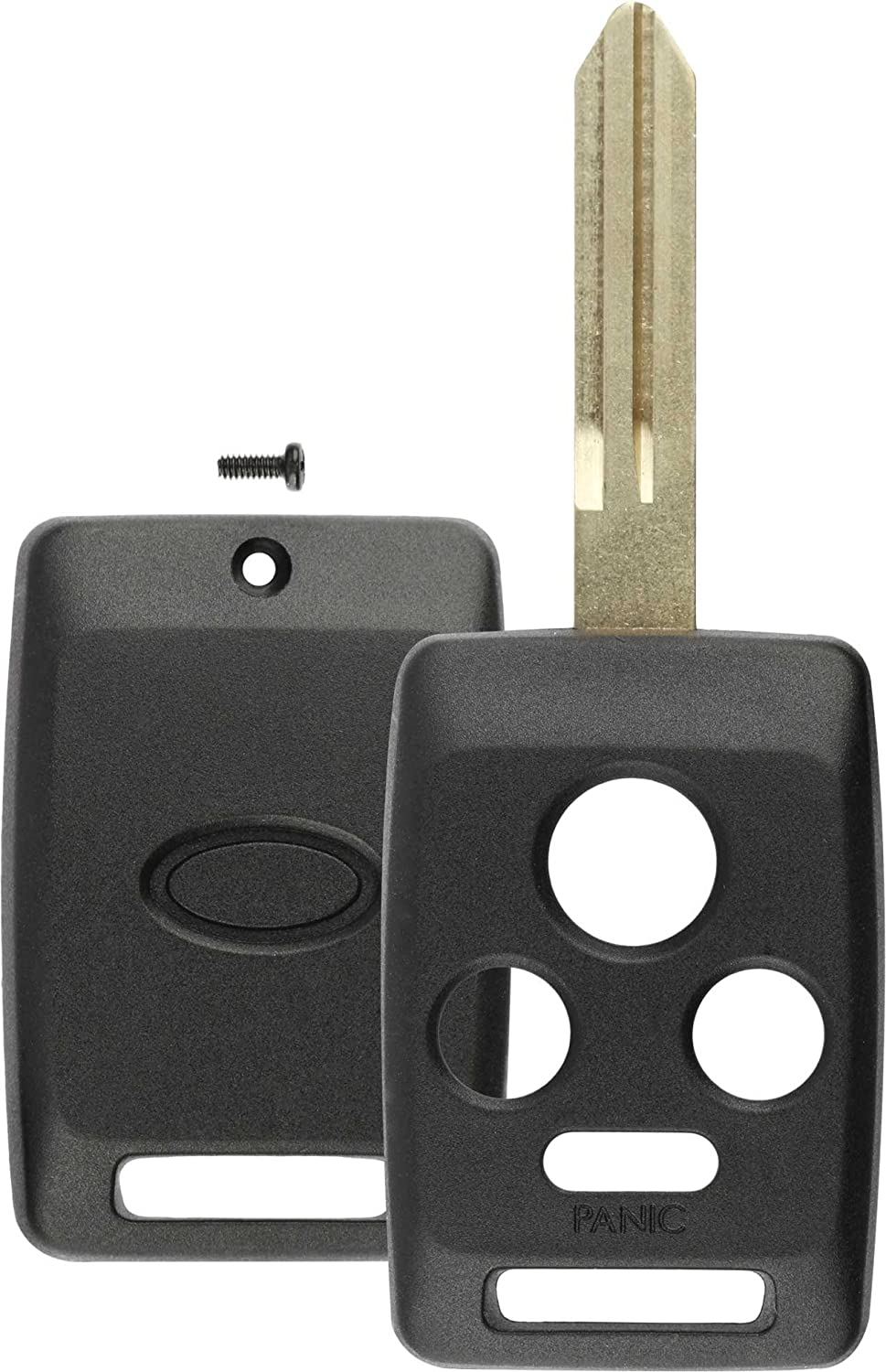Discount Keyless Remote Entry Uncut Car Key Fob Replacement Case Shell Button Pad For Subaru Legacy CWTWBU745
