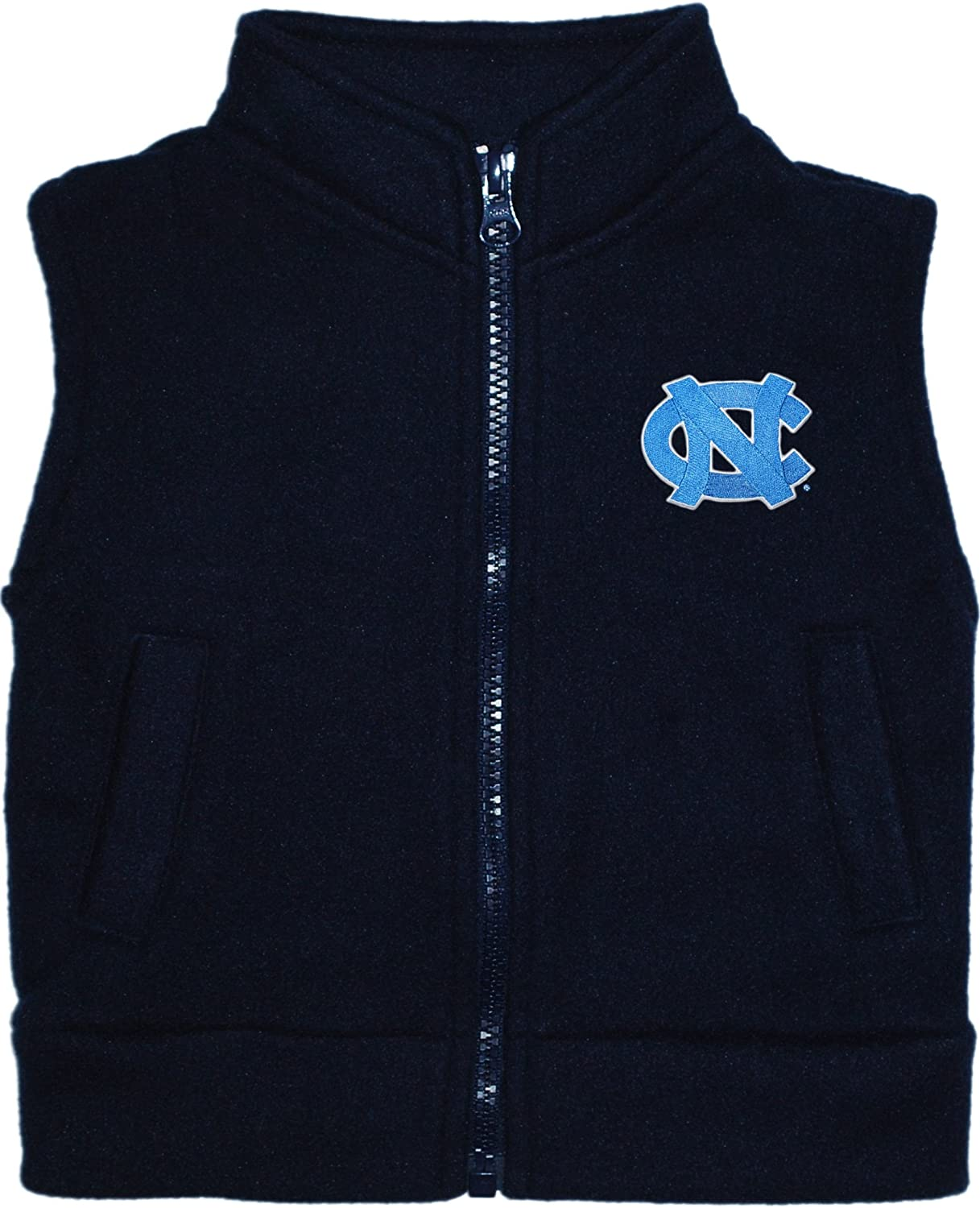 University of North Carolina Tar Heels Baby and Toddler Polar Fleece Vest