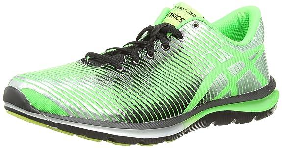 6 opinioni per Asics Gel-Super J33, Scarpe sportive, Uomo, Verde (Flash Green/Onyx/Silver