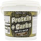 Nutrisport Protein & Carbs Chocolate 5000g