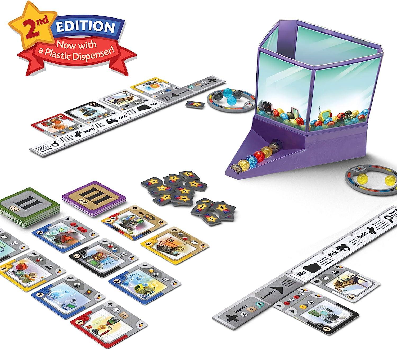 CMON Gizmos Board Game (2nd Edition): Amazon.es: Juguetes y juegos