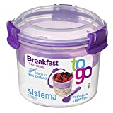 Sistema To Go Collection Breakfast Bowl Food