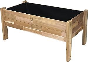Gro Products 18-EGB2-2448 Elevated Garden Bed, 48 x 24 x 22, Cedar