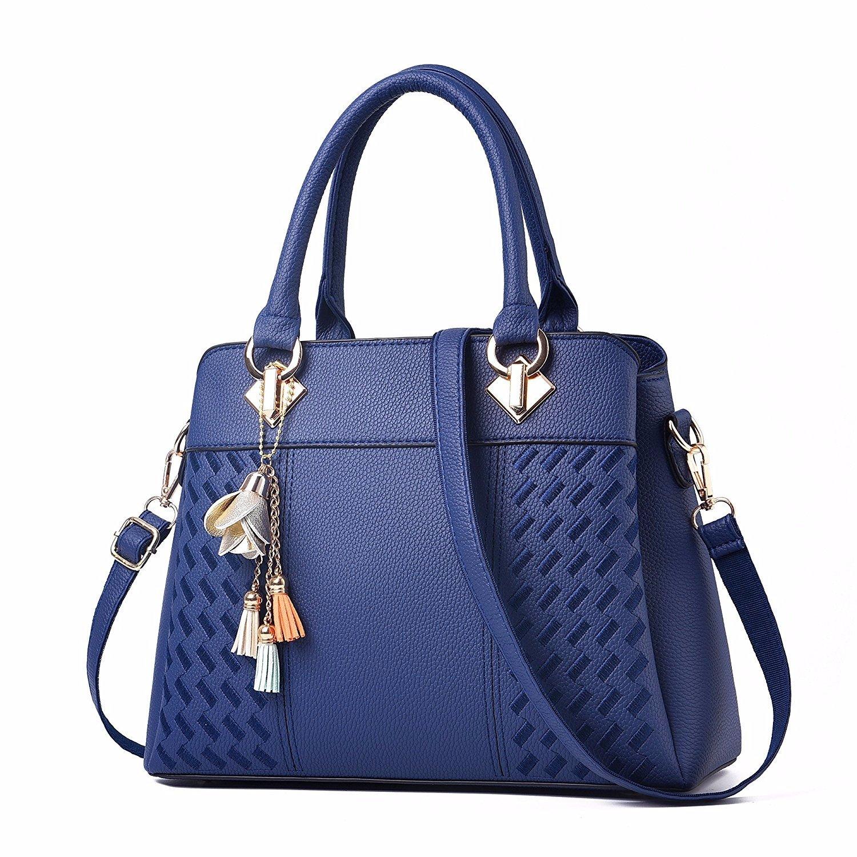 72eba2225a MSZYZ MSZYZ MSZYZ Regali di festa Borsette Ladies Designer Borsa Tote Bag Borse  Tracolla Navyblu 48b718