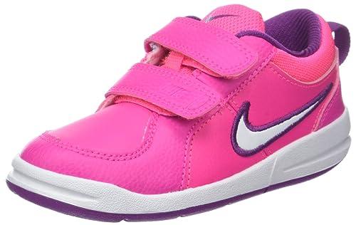 Nike Pico 4 (TDV), Zapatillas de Tenis Unisex Niño, Rosa (Pink Pow/White/Bold Berry 606), 23.5 EU: Amazon.es: Zapatos y complementos