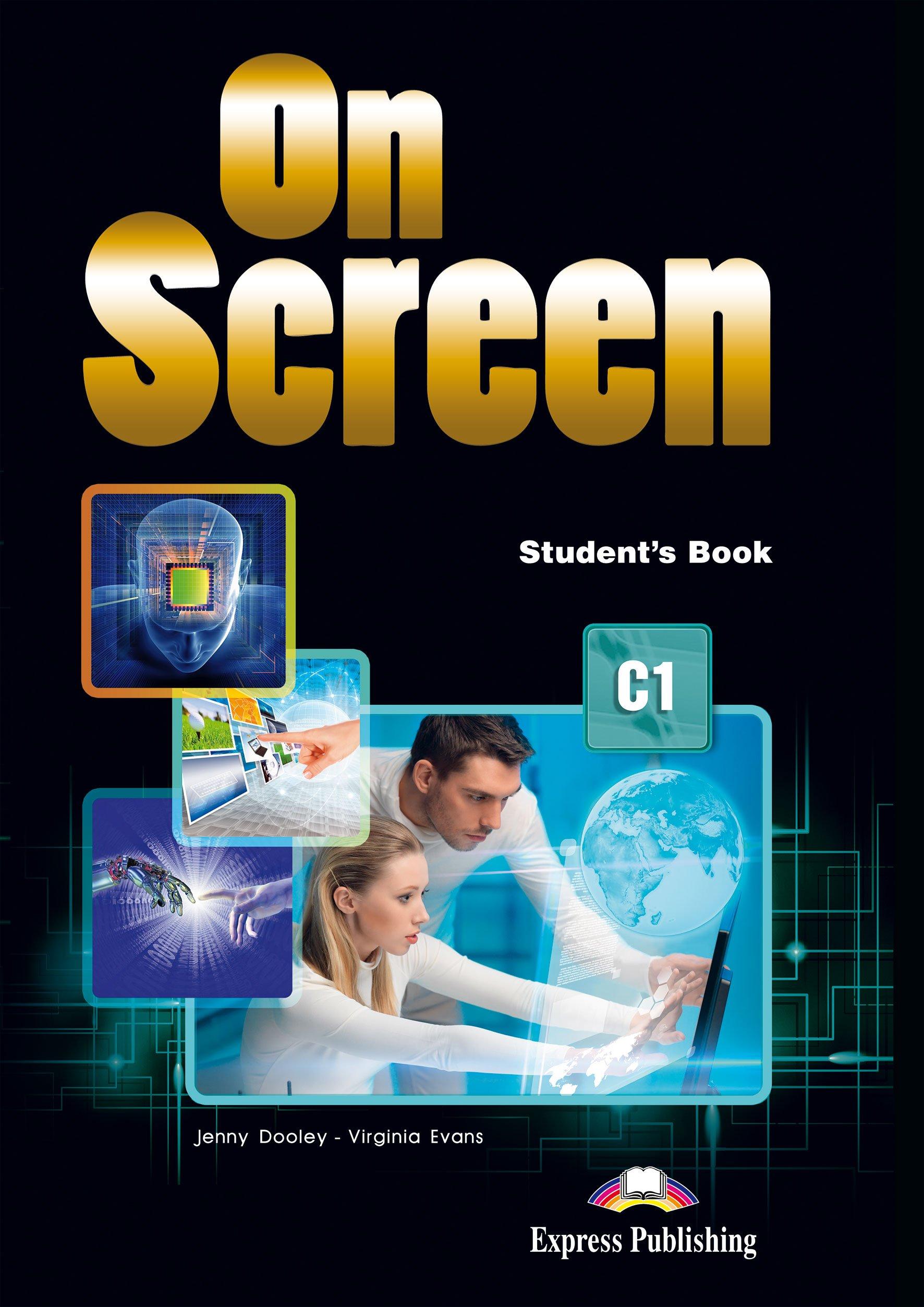 On Screen C1 Student's Book (with iebook) Encuadernación desconocida 1471568121
