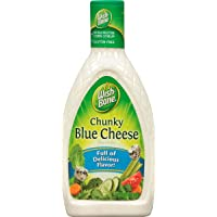 Wish Bone Salad Dressing, Chunky Blue Cheese (15 Ounce)