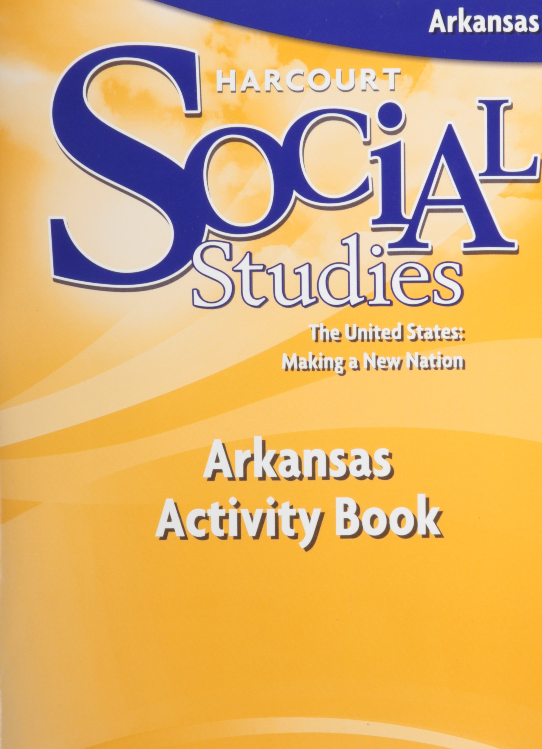 Download Harcourt Social Studies Arkansas: Activity Book Grade 5 pdf epub