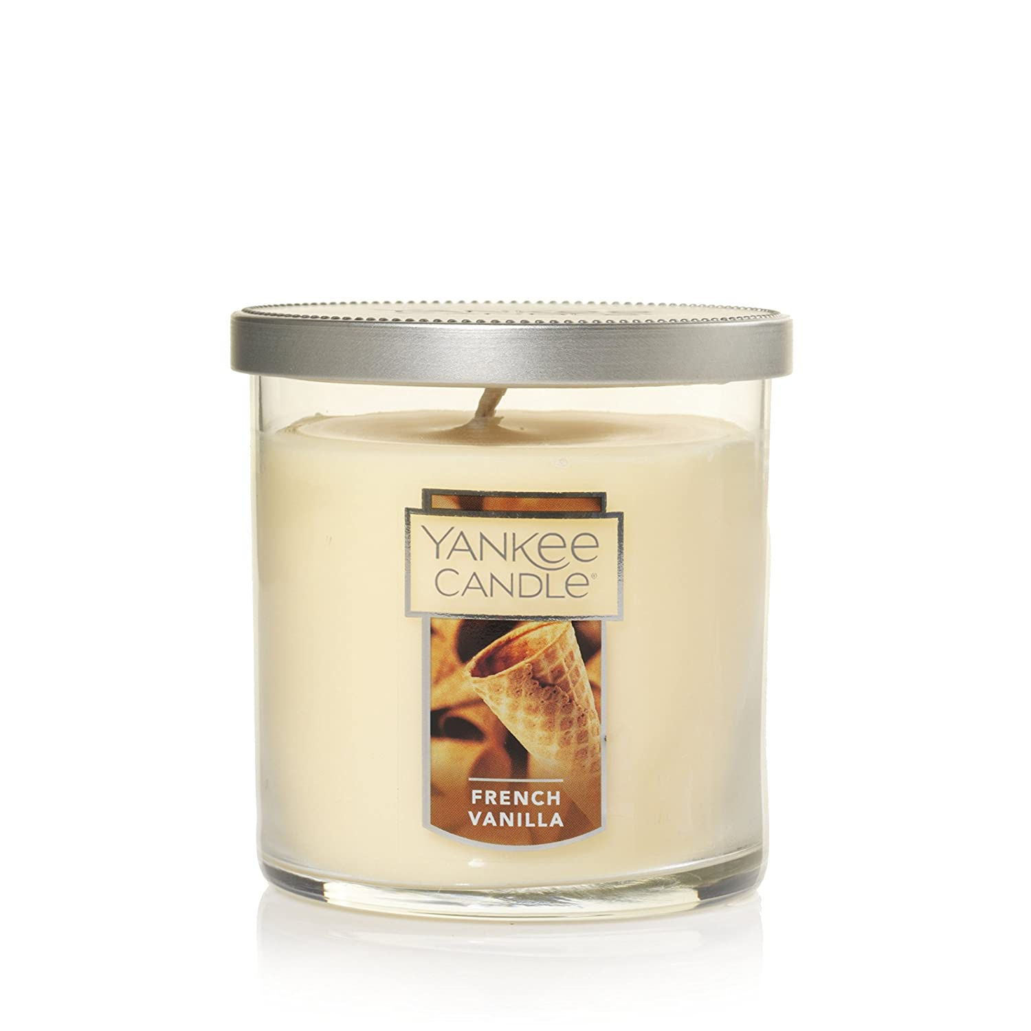 Yankee Candle Small Tumbler Candle, French Vanilla Yankee Candle Company 1162816Z