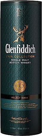 Glenfiddich Selected Cask Single Malt Scotch Whisky 100 cl