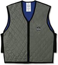 Ergodyne Chill-Its 6665 Evaporative Cooling Vest - Gray