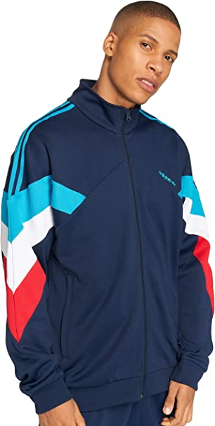 adidas Originals Palmeston Track Top | Noir | Vestes de