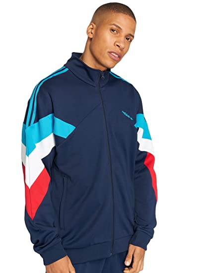 256335661b adidas Originals Palmeston Tt Track Jacket X Large Conavy/boaqua at ...