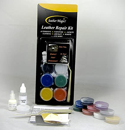 Amazon.com: Leather Magic Leather Repair Kit