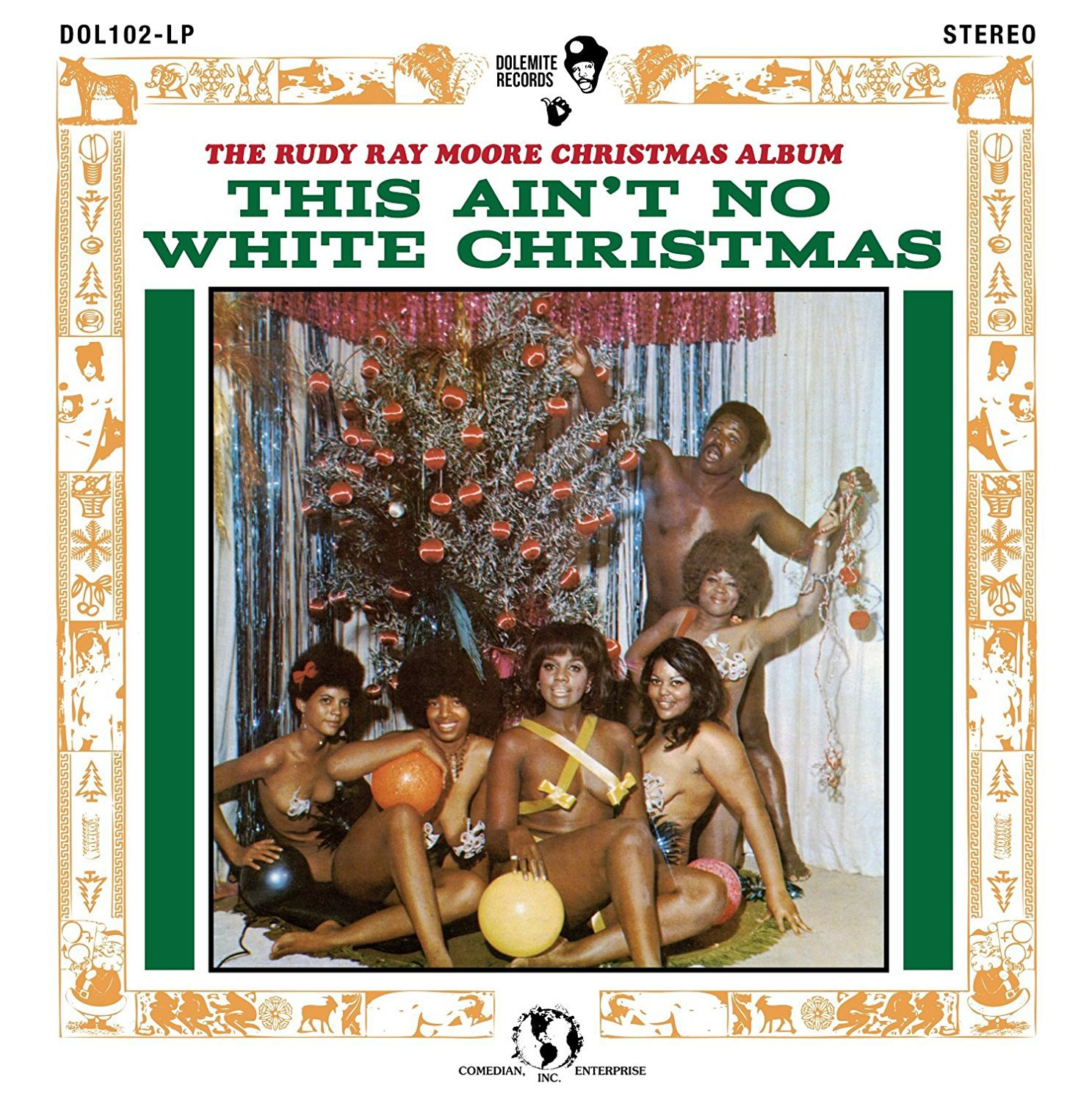 This Ain't No White Christmas by DOLEMITE RECORDS