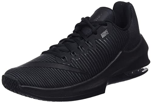 Nike Air Max Infuriate 2 Low, Zapatillas de Baloncesto para Hombre, Negro (Black/Black/Anthracite/Mtlc Dark Grey 001), 40 EU: Amazon.es: Deportes y aire ...