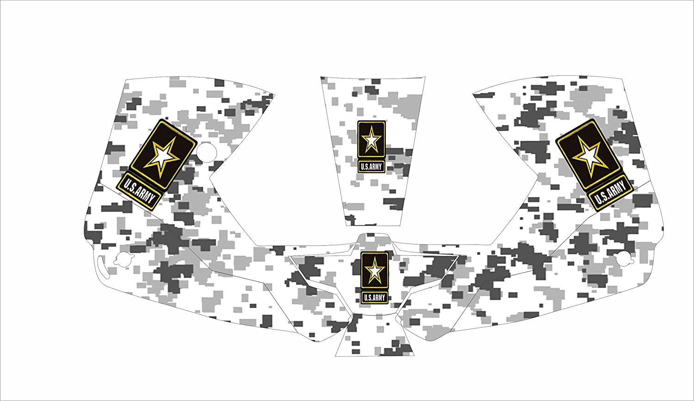 MILLER digital ELITE 257213 TITANIUM WELDING HELMET WRAP DECAL STICKER  jig graf