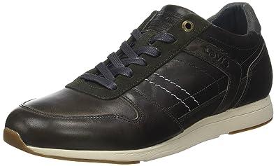 Levi s Bristol, Baskets Basses Homme  Amazon.fr  Chaussures et Sacs 6ef4acbdc60e