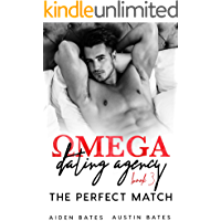 The Perfect Match (Omega Dating Agency Book 3)