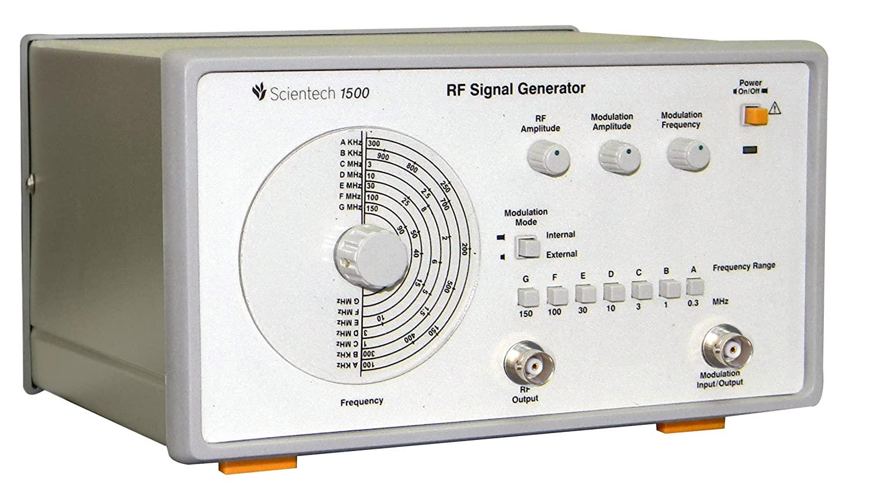 Scientech 1500 RF Signal Generator