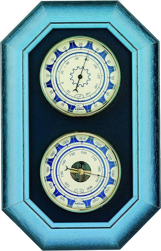 One Size KONUS 6377 Azzurro-2 Double Wall Set Multi-Colour