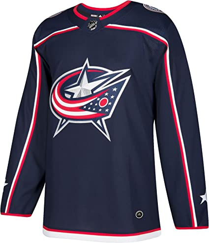 columbus blue jackets new jersey