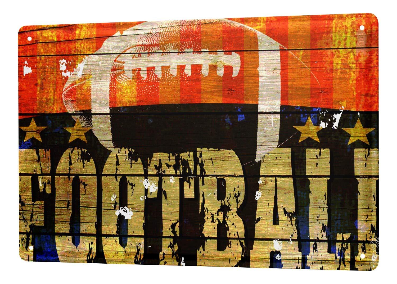 Türschild Dekoschild « American Football »