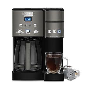 Cuisinart Coffee Center Maker SS-15BKS Black