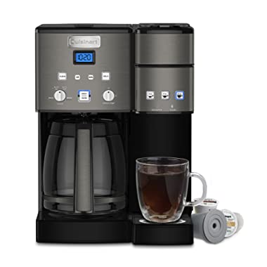 Cuisinart Coffee Center Maker SS-15BKS Black