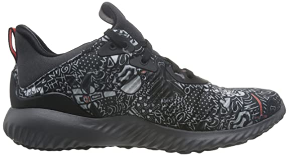 huge sale ee513 21406 adidas Alphabounce Starwars J, Zapatillas de Deporte Mujer, Negro  (Negbas Gricin Rojbas), 36 EU  Amazon.es  Zapatos y complementos