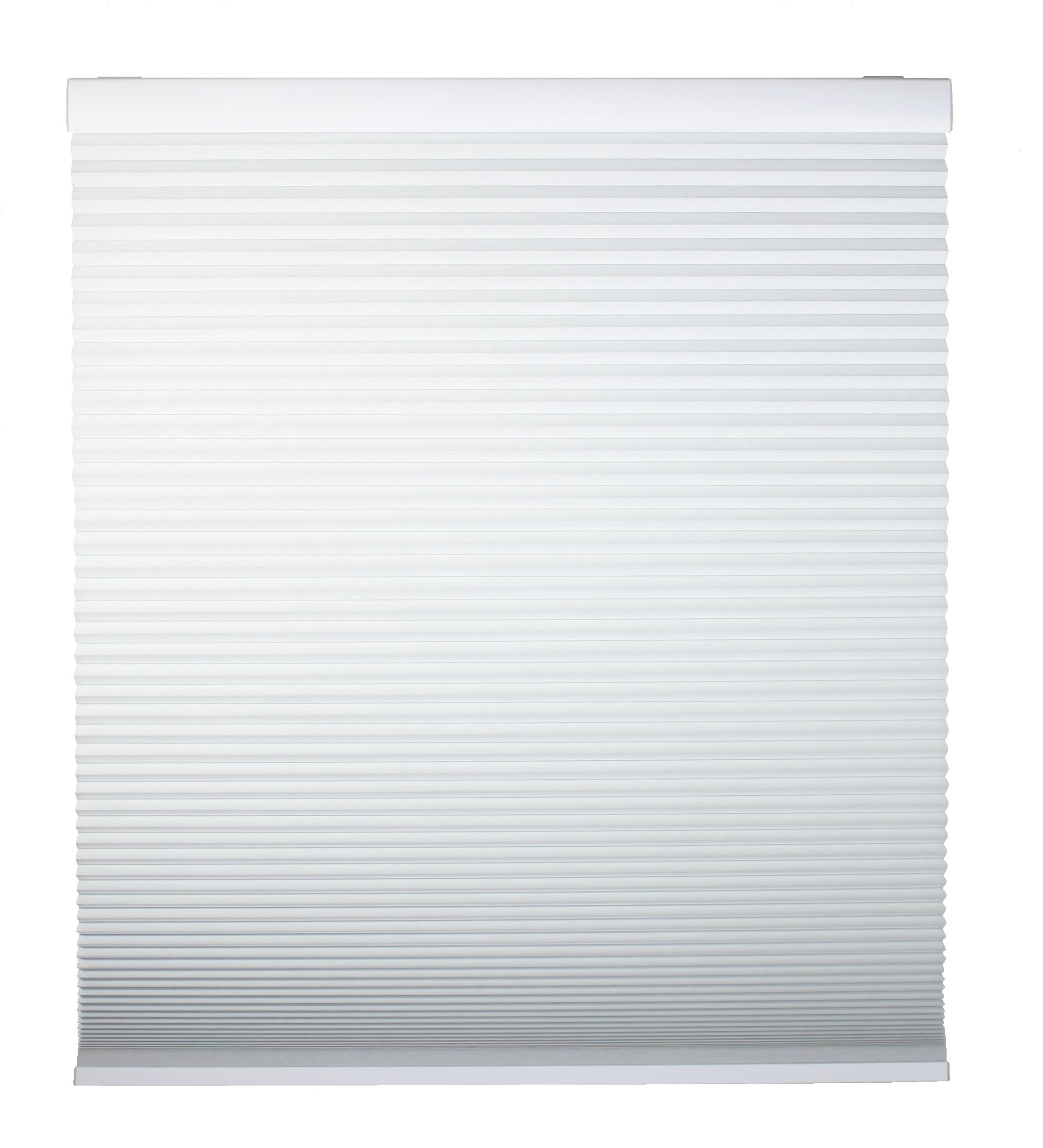 Cordless Blackout Cellular Shade 57 '' W X 64 '' L - White