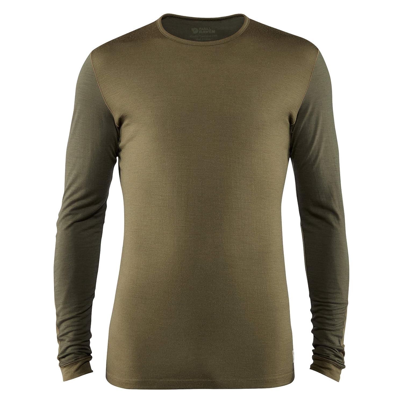 Fjallraven Mens Keb Wool T-Shirt Long Sleeve