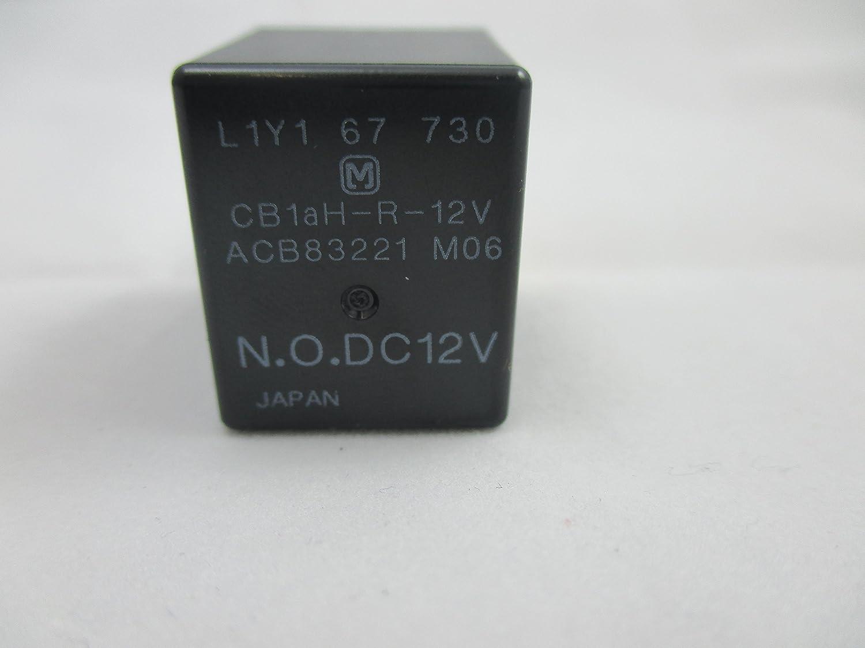 Mazda CX-9 2007-2012 New OEM blower motor relay L1Y1-67-730