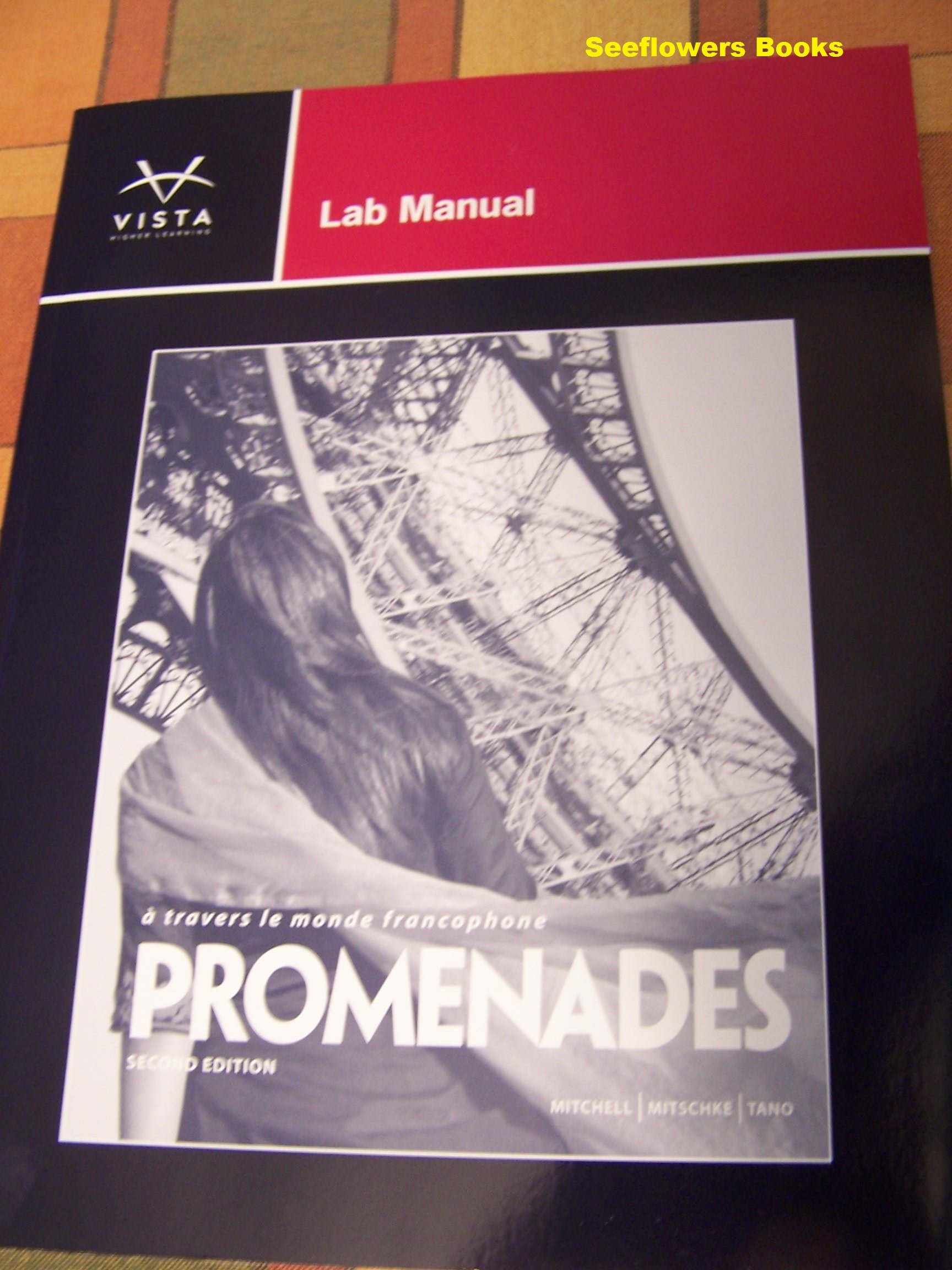 Promenades lab manual vhl 9781618570185 amazon books fandeluxe Gallery