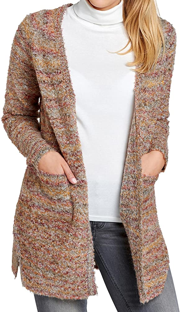 Only Onllesly L//S Hood Cardigan Knt Noos Chaqueta de Punto para Mujer