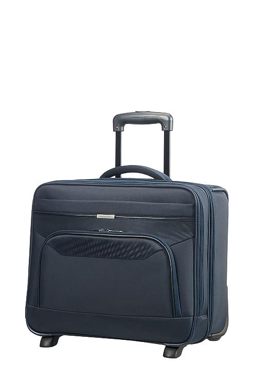 "SAMSONITE Rolling Tote 15.6"" (Blue) -DESKLITE Bolso de Viaje, ..."