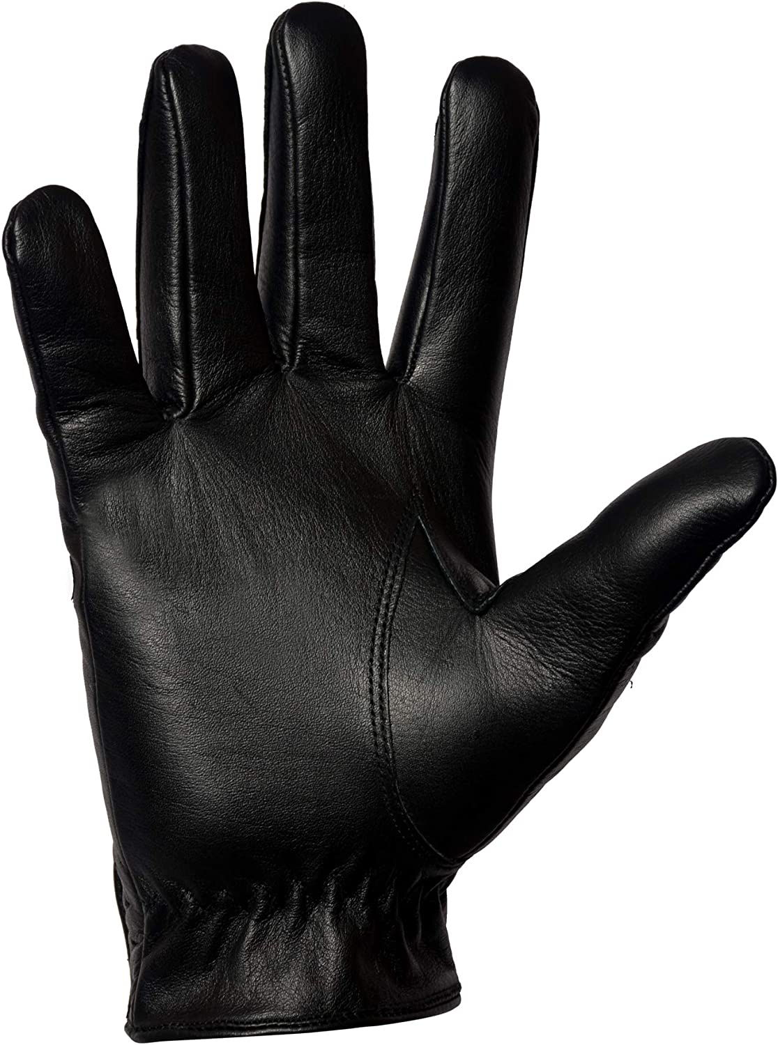 Hand Fellow Mens Leathter chauffeur Vintage Retro Style Without Lining Driving Gloves