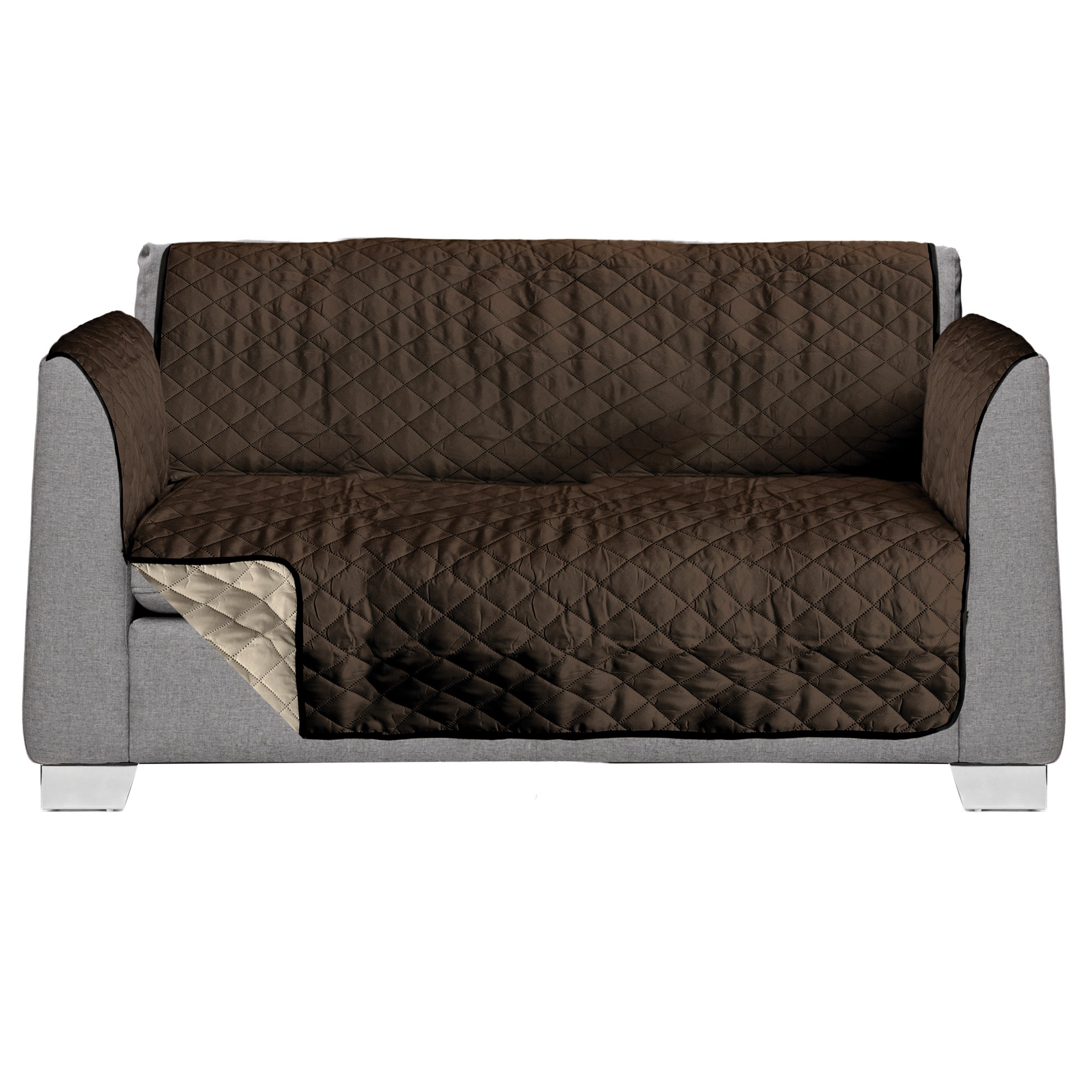 AKC Quilted Pet Love Seat Cover