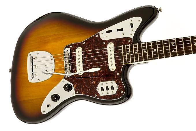 Fender Squier VM Jaguar 3ts Guitarra Eléctrica: Amazon.es: Instrumentos musicales