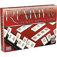 Falomir Deluxe Rummy de Luxe Mesa. Juego Clásico.