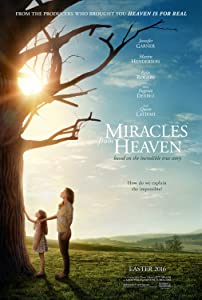 Miracles From Heaven 11.5x17 Inch Promo Movie Poster