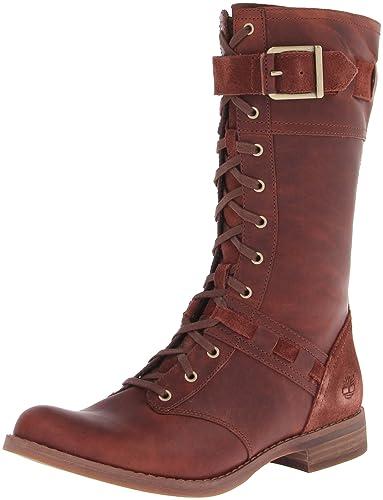 503991870d4 Amazon.com   Timberland Women's Savin Hill Mid Lace Boot   Mid-Calf