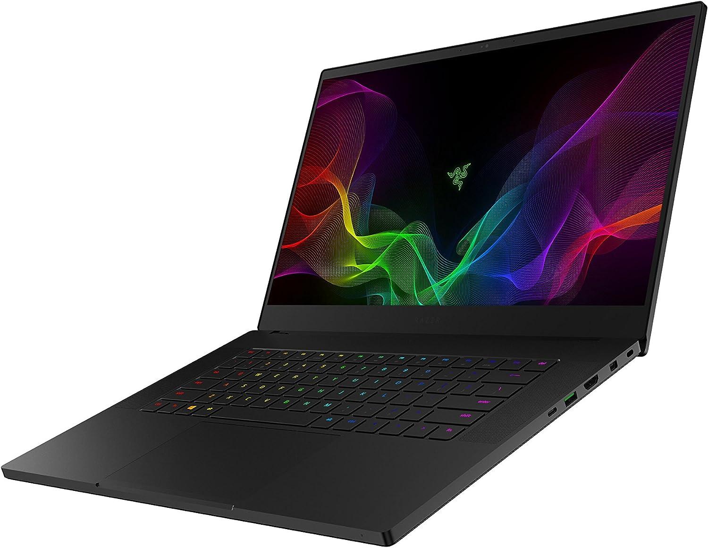 Razer Blade 15 15 6 Inch 4k Touch Display Gaming Laptop Black Edge To Edge Geforce Gtx 1070 Max Q 8th Gen Intel Core I7 512 Gb Ssd Rgb Chroma Lighting And Uk Layout Black Amazon Co Uk