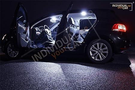 Innenraumbeleuchtung Set Für Golf 6 5 Türer Cool White Auto