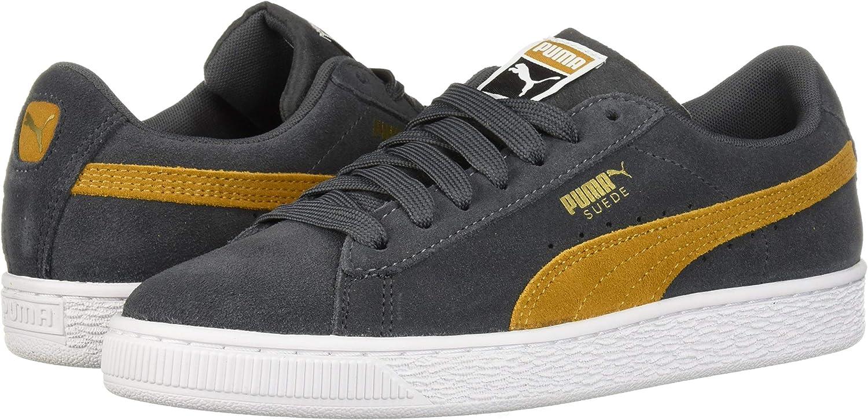 PUMA Unisex-Kids Suede Classic Jr Sneaker